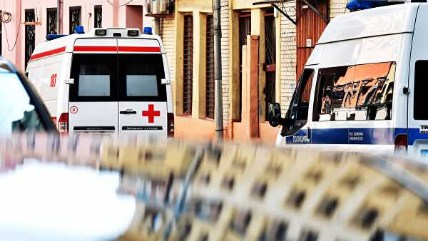 Завернутый водеяло труп женщины нашли наулице вцентре Москвы