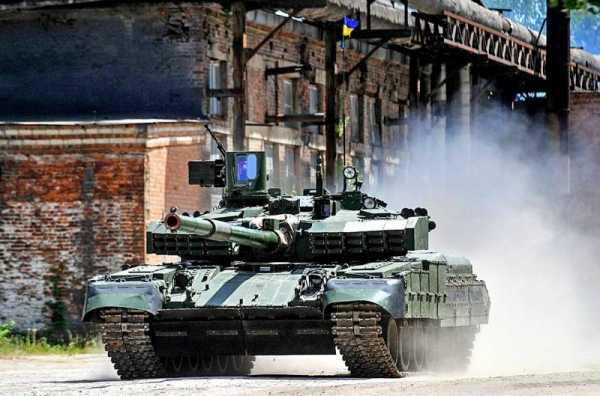 Пока Наша родина выражала озабоченность, Украина вооружилась до зубов