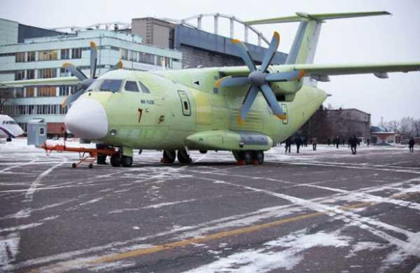Новый Ил-112получил разрешение навзлет