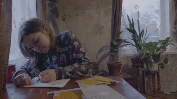 Селяне затравили 12-летнюю девченку за письмецо Путину