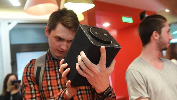 В«Yandex. Станции» возникло радио