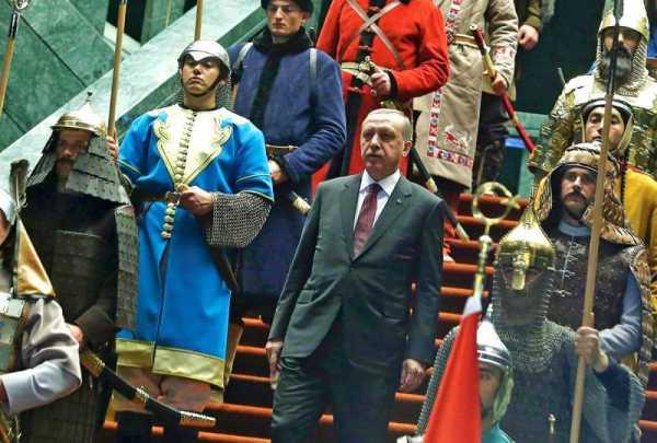 Выгодно ли России возрождение Эрдоганом «Османской империи»?