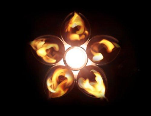 Каким будет факел, которым зажгут огонь на Олимпиаде в Токио (8 фото)