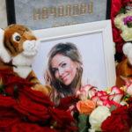 Прощание сНачаловой: Алдонин пришел сновейшей супругой