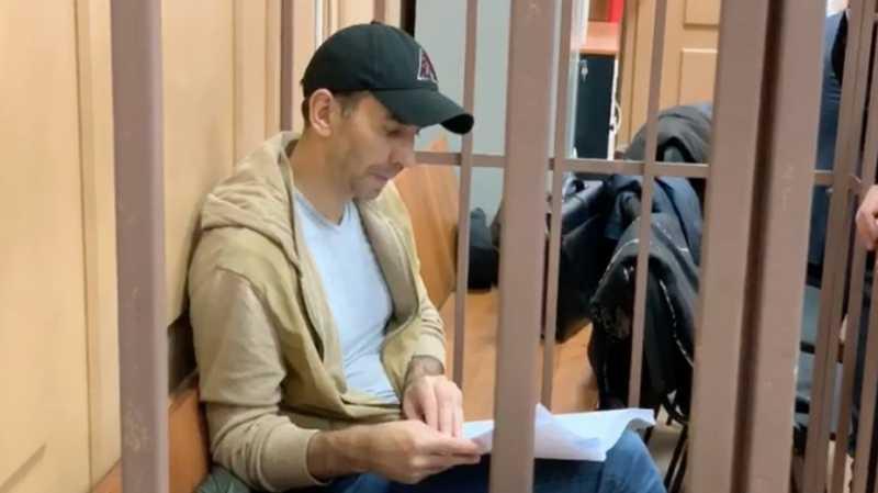 Избрание меры пресечения экс-министру Михаилу Абызову. Онлайн-трансляция