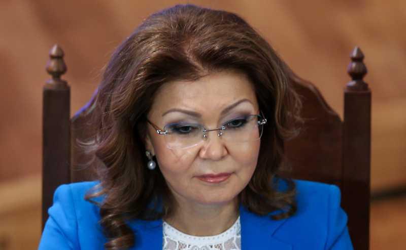 Сенат Казахстана возглавила старшая дочь Назарбаева