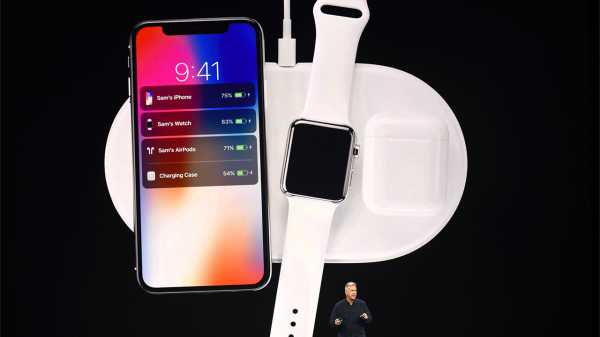 Apple заявила об отказе от выпуска зарядной станции AirPower