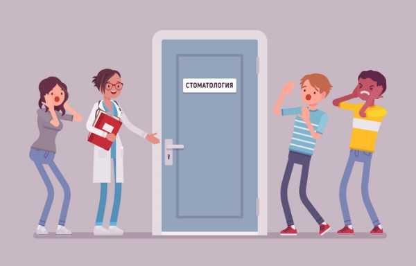 Стоматологический кабинет – не камера средневековых пыток. Доказываем на примерах