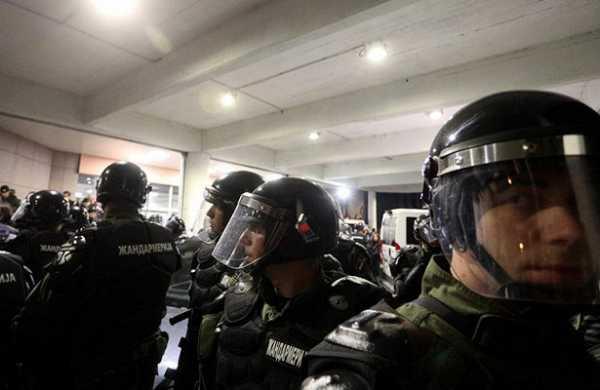 СМИ: наместности посольства Англии вБелграде нашли гранату