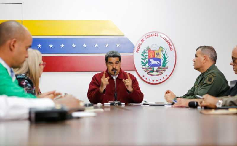 Специалисты узнали о желании 89% венесуэльцев скорого ухода Мадуро от власти