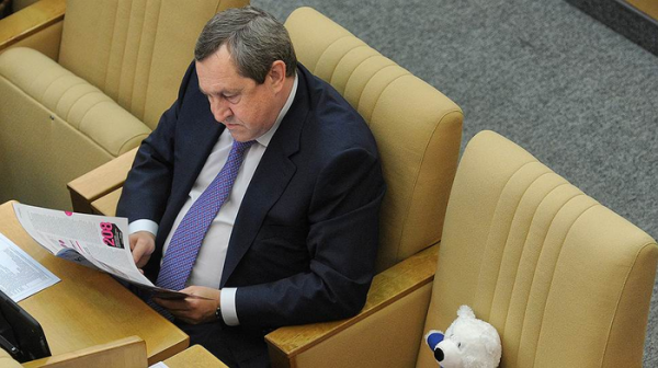 Депутат Госдумы задержан за взятку в 3 млрд