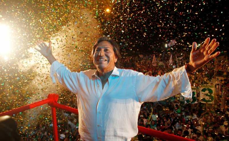 В Калифорнии задержали бывшего президента Перу