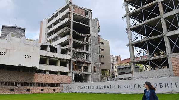 Раскрыты детали  гуманитарной операции вЮгославии