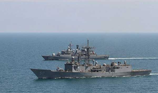 ВНАТО объяснили присутствие своих кораблей вЧерном море