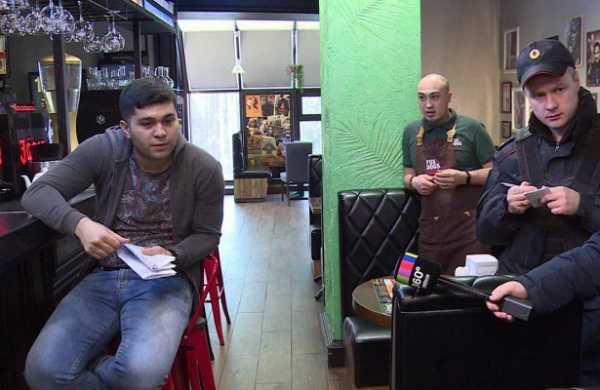 «Янезаказывал благодарность заобслуживание»: москвич пострадал из‐запохода вкафе