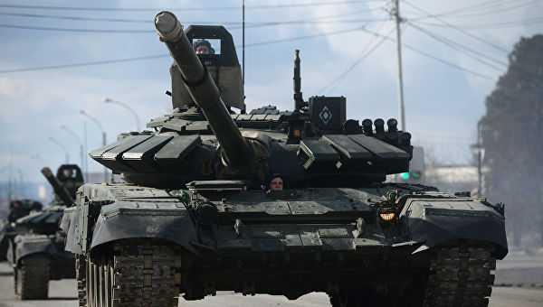 ВРф задумались обеспилотном танке