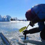 Каждую ночь антарктический ледяной шельф сотрясают тыщи «ледотрясений». И почему-либо деньком это не происходит!