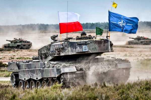 В чем причина разговоров о нападении НАТО на Калининград?