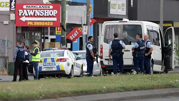 Стрелок изНовейшей Зеландии планировал продолжить атаку
