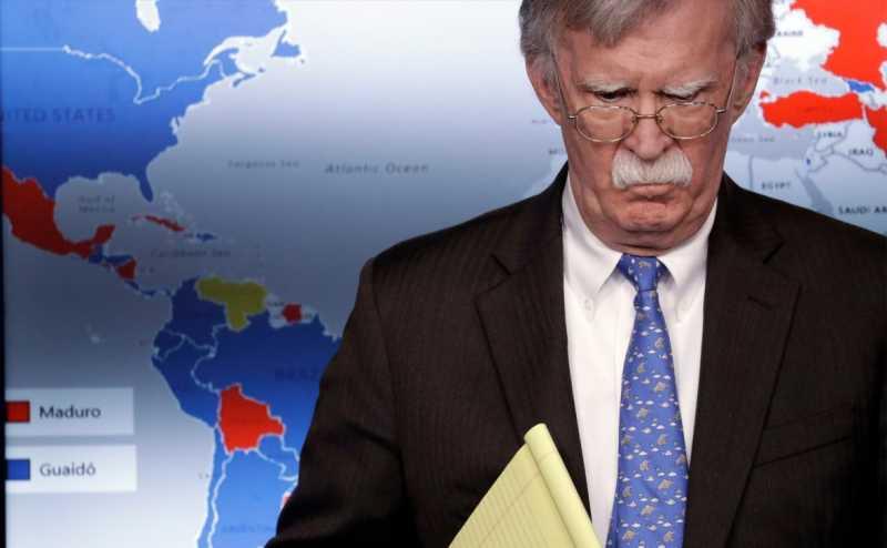 Болтон допустил роль Китая в переговорах США и Рф по разоружению