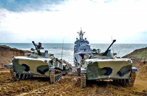 «Крепость Крым»: сколько русских войск расположено на полуострове
