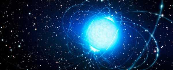 Молчавший 10 лет магнетар опять начал испускать сигналы. Их всего 5 во Вселенной, и ученые не соображают, что это означает!