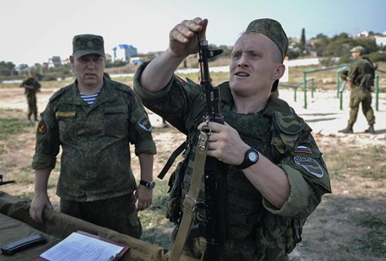 «ВМоскву!»: Вооруженный военный сбежал изчасти иедет встолицу