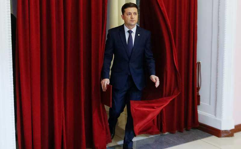 Moody's оценило шансы улучшения отношений России и Украины при Зеленском