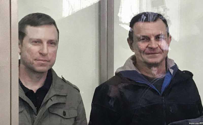 Суд в Крыму дал по 14 лет обвиняемым в подготовке диверсий по заказу СБУ