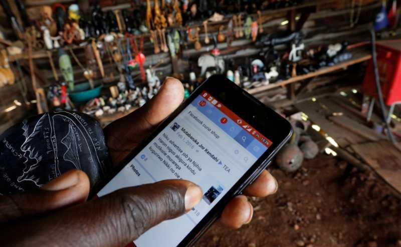 WSJ узнал о плане Facebook проложить подводный кабель вокруг Африки