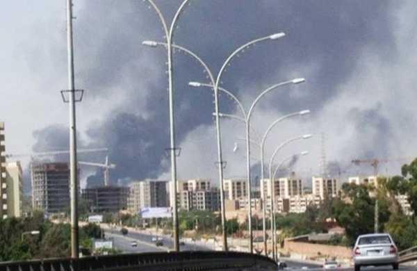 Продолжение войны: танки иавиацию готовят кштурму столицы Ливии
