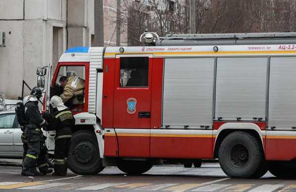 Взрыв прогремел винституте металлургии РАНвЕкатеринбурге