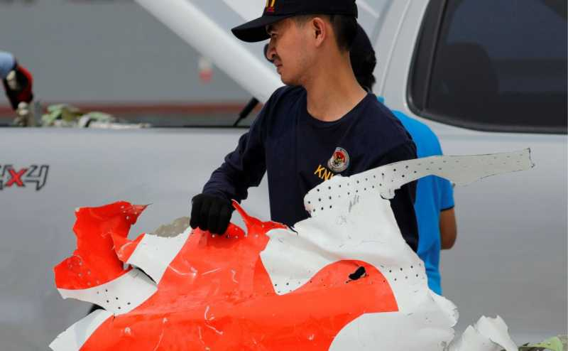 Bloomberg узнал содержание доклада о крушении Boeing 737 MAX в Индонезии