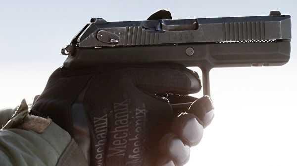 Пистолет «Удав» допустили ксерийному производству