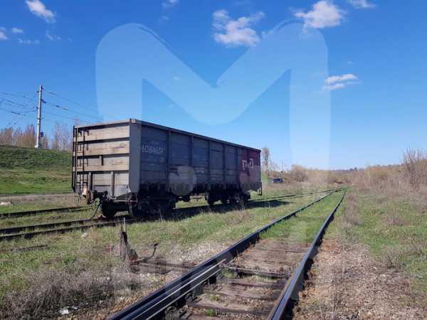 В грузовом поезде в Воронежской области обнаружили настоящую бомбу с замедлителем
