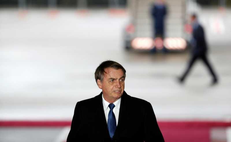 Президент Бразилии допустил военное вторжение в Венесуэлу