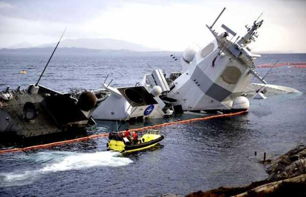 «Русские помехи»: могла ли наша РЭБ «утопить» фрегат НАТО?