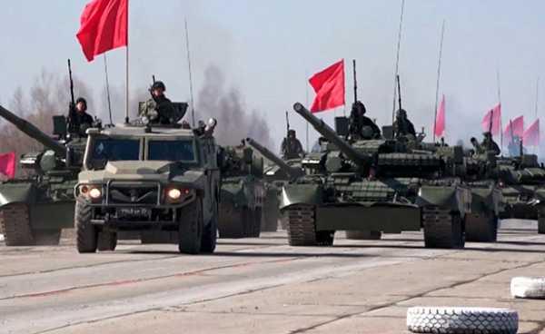 НаПараде Победы вХабаровске покажут танк «Шерман»