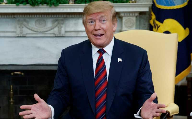 Трамп поддержал идею провести третьи переговоры с Ким Чен Ыном