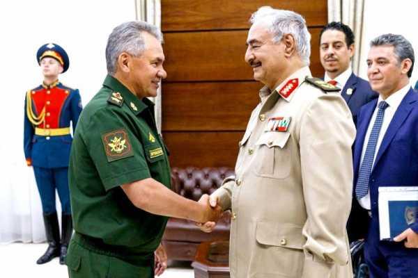 Стоит ли России поддержать армию фельдмаршала Хафтара?