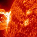 Гипотеза: магнитное поле Солнца в 10 раз больше, чем считали ученые