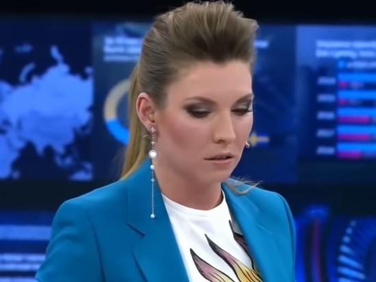 Скабеева прокомментировала информацию о своем увольнении