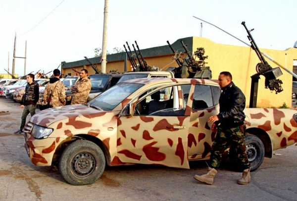 Кто стоит за «походом» фельдмаршала Хафтара на Триполи?