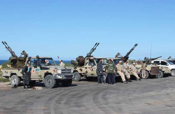 Армия Хафтара назвала условие перемирия