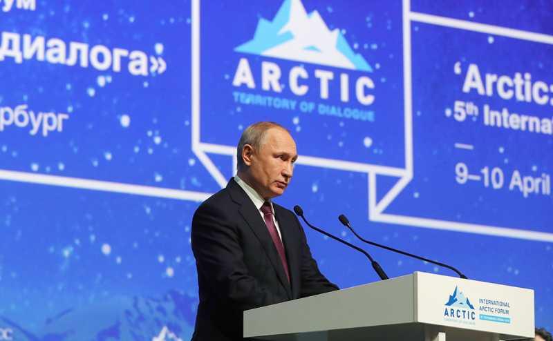 Путин сравнил рентабельность добычи нефти в России и США