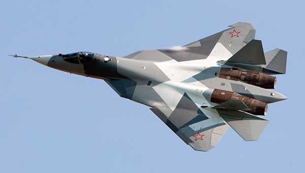 Фото: Турция наинфографике сравнила истребители Су-57иF-35