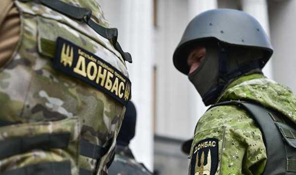 ВДонбассе обстреляли беспилотники миссии ОБСЕ