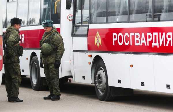 СМИсообщили озадержании вМоскве помощника главы Росгвардии