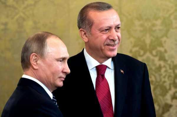 Переломный момент: союз России и Турции изменит геополитический расклад