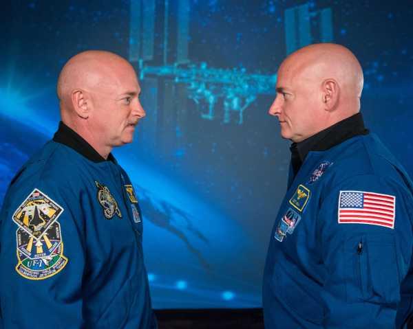 НАСА сравнила астронавтов-близнецов, чтобы увидеть, как тело человека меняется в космосе